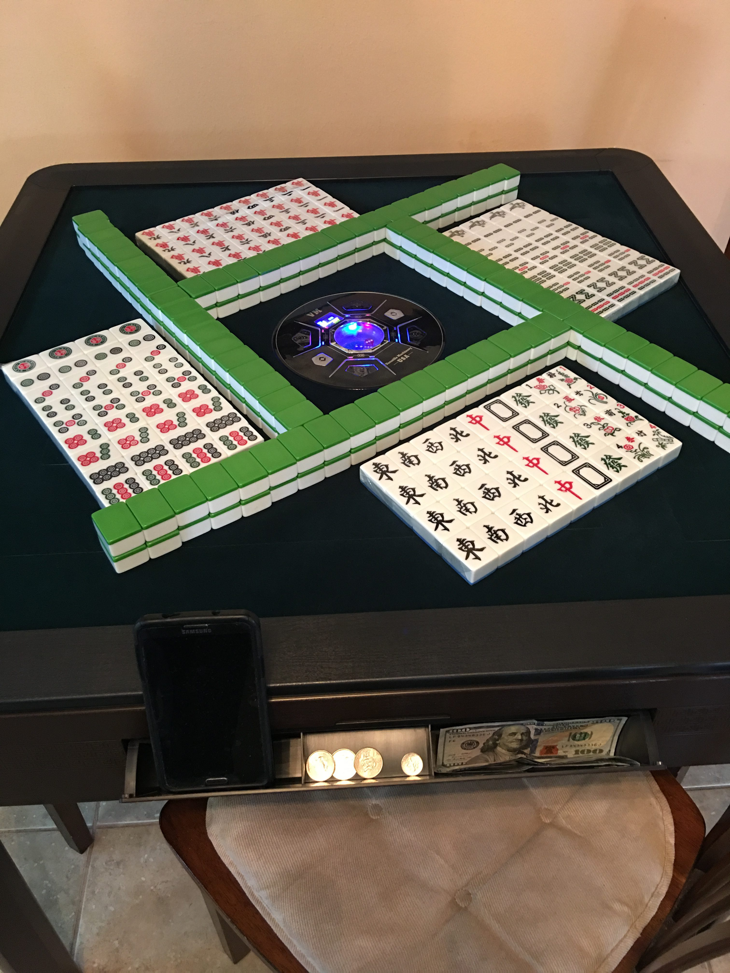 Automatic Mahjong Table Vmamt 4 Where Quality Meets Elegance