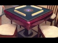 Japanese Mahjong Table